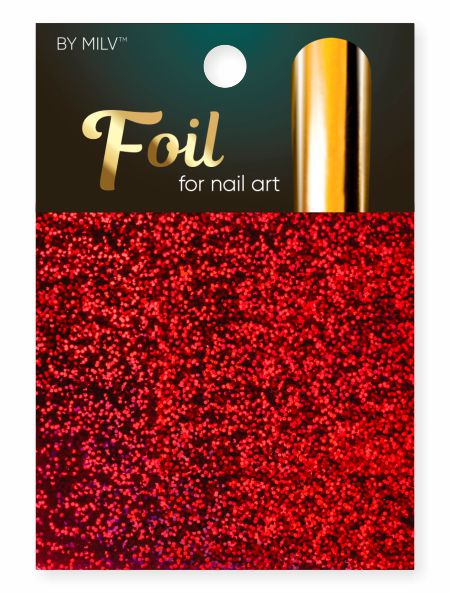foil for nail art holographic 01 162,5 sm².