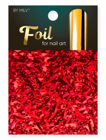 foil for nail art holographic 02 162,5 sm².