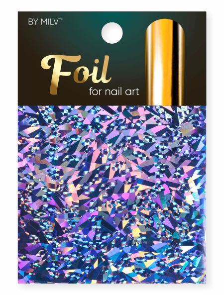 foil for nail art holographic 05 162,5 sm².