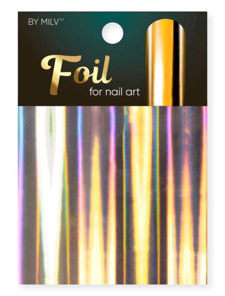 foil for nail art holographic 19 162,5 sm².