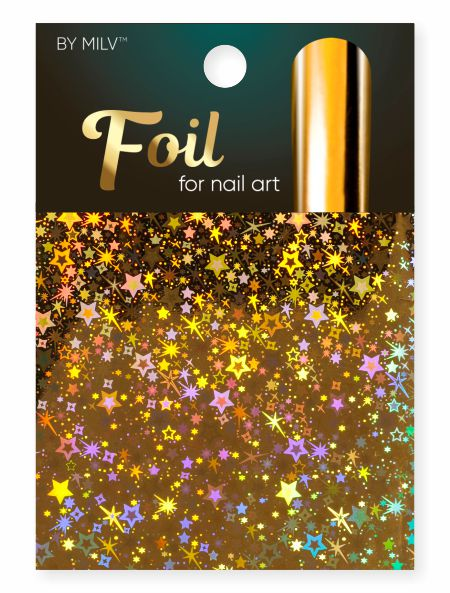foil for nail art holographic 09 162,5 sm².