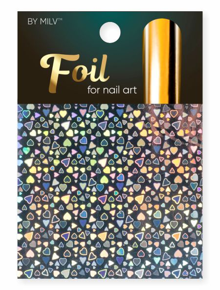 foil for nail art holographic 13 162,5 sm².