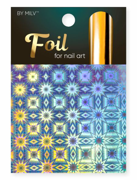 foil for nail art holographic 11 162,5 sm².
