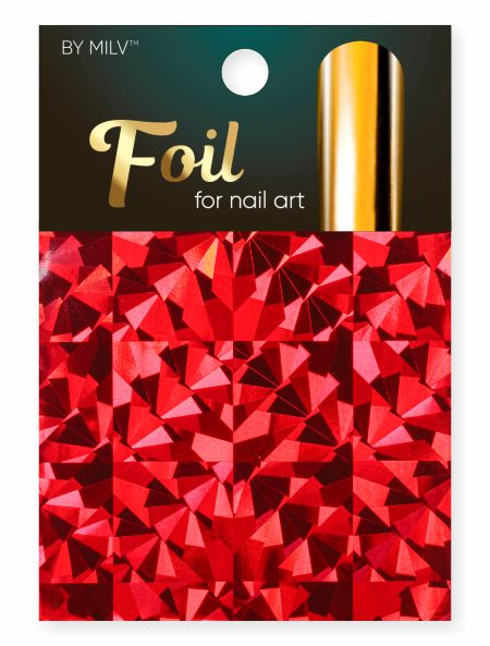 foil for nail art holographic 03 162,5 sm².