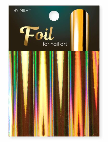 foil for nail art holographic 07 162,5 sm².