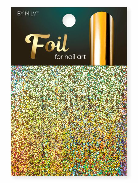 foil for nail art holographic 08 162,5 sm².