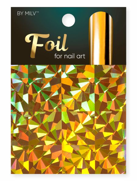 foil for nail art holographic 10 162,5 sm².